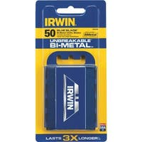 Irwin 50 Pack Bi-Metal Blade 2084300 Unit: PKG