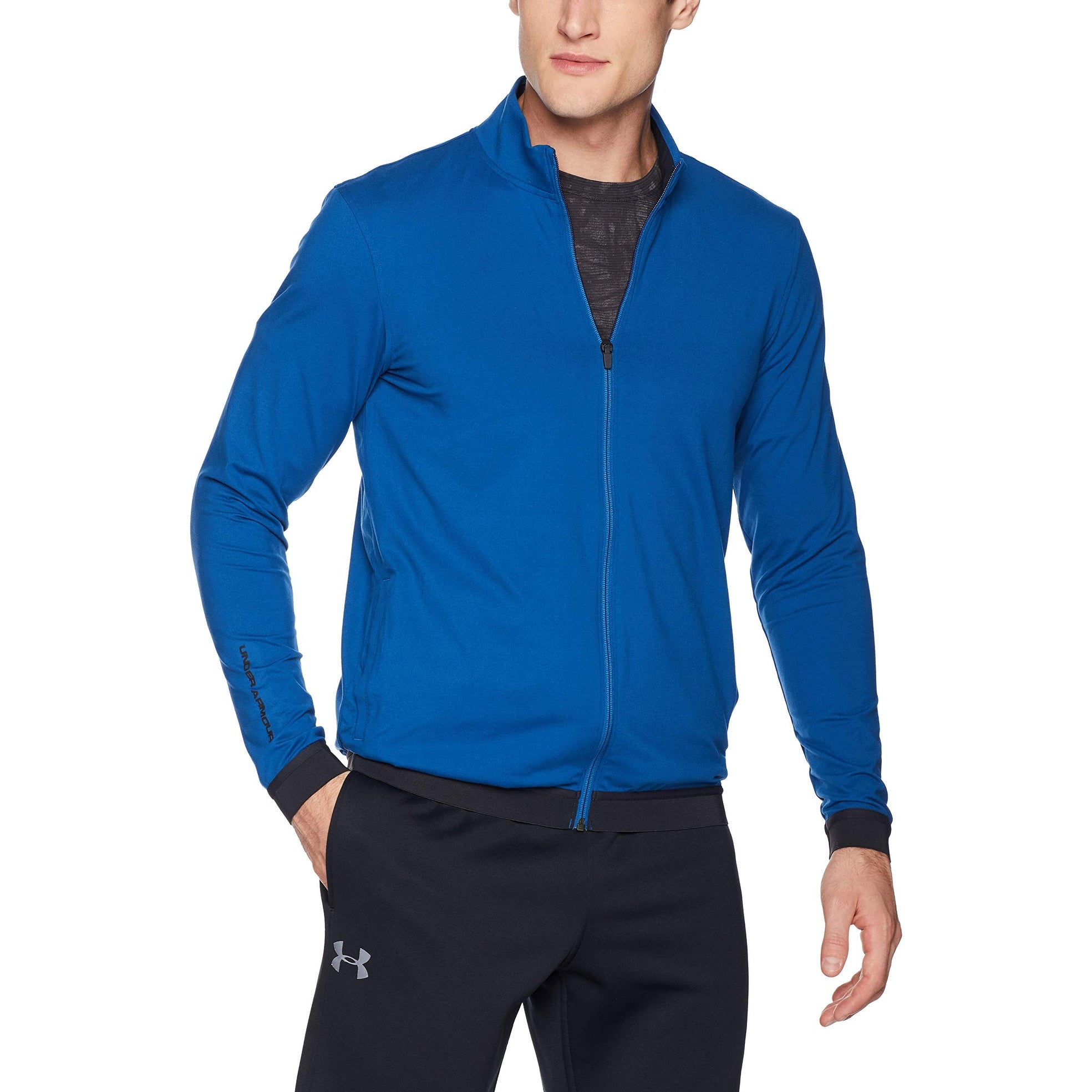 8a354bf06 Men's Under Armour Outerwear | Find Great Men's Clothing Deals Shopping at  Overstock