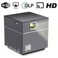 Kodak Wireless WiFi Portable Projector - DLP Pico LED 1080p HD Mini Projector