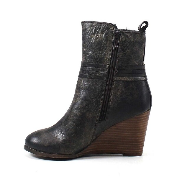 Diba True Barn Storm Wedge Boot
