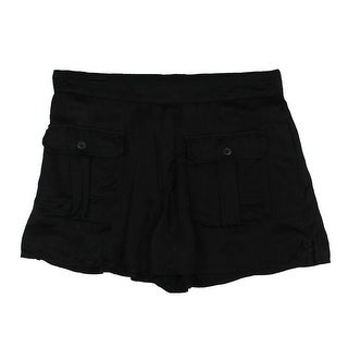 Denim & Supply Ralph Lauren Womens Casual Shorts Flap Pockets Pull On