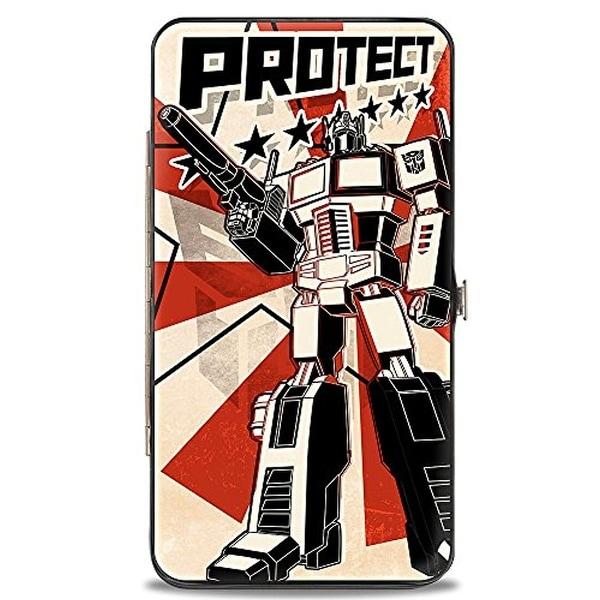 Buckle-Down Hinge Wallet - Transformers