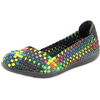 Steven Steve Madden Criss Round Toe Synthetic Loafer