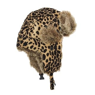 Leopard Print Faux Fur Trapper Hat|https://ak1.ostkcdn.com/images/products/is/images/direct/c3df1cbd8737a7911473a7d611ad43e43e65eebc/Leopard-Print-Faux-Fur-Trapper-Hat.jpg?impolicy=medium