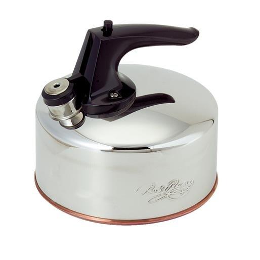 World Kitchen Ekco 6cup Whistling Teakettle 3511217 Unit Each