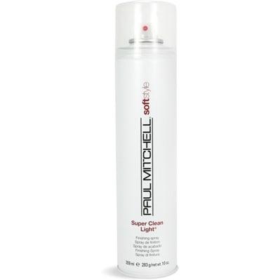 Paul Mitchell Super Clean Light Hair Spray, 10 oz