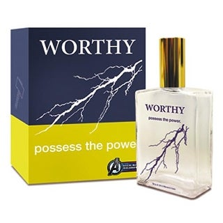The Avengers Thor Worthy Marvel Cologne 100 mL