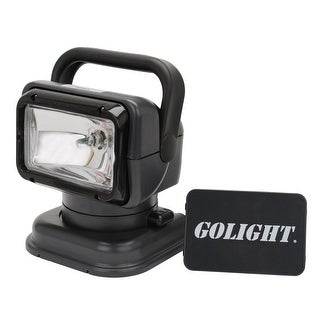 GoLight Portable w/Wired Remote, Charcoal - 5149
