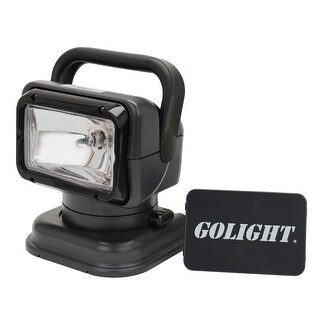 Golight 5149 golight 5149 portable w/wired remote, charcoal