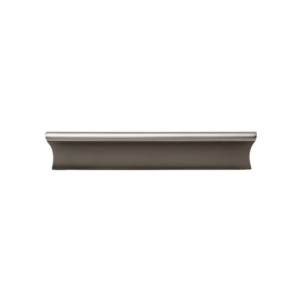 "Top Knobs TK554 Glacier 5"" (128 mm) Center to Center Rectangular Cabinet Pull from the Mercer Series - n/a"