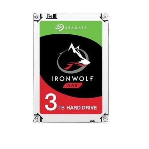 "Seagate Ironwolf St3000vn007 3 Tb 3.5"" 5900 Rpm Internal Hard Drive"