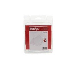 Badgy - Cbgc0030w - 100 Pvc Cards Thick 30Mil