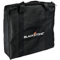 "Blackstone 1720 17"" Tabletop Griddle Cover & Carry Bag, Black"