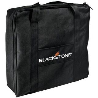 "Blackstone 1720 17"" Tabletop Griddle Cover & Carry Bag, Black"