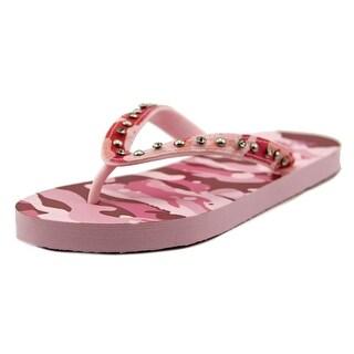 Blazin Roxx Lauren Women Open Toe Synthetic Flip Flop Sandal