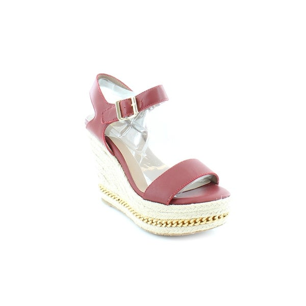 G.I.L.I. Kate Women's Sandals Red - 5.5
