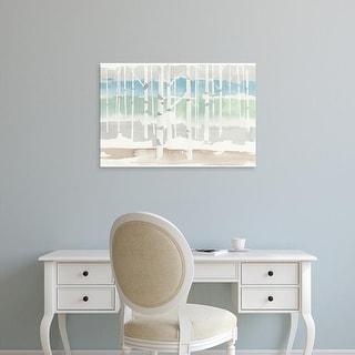 Easy Art Prints Avery Tillmon's 'Springlake Aspens' Premium Canvas Art
