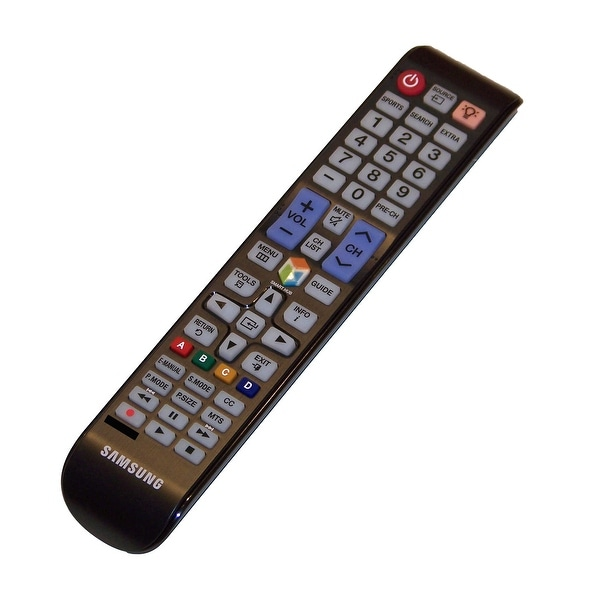 NEW OEM Samsung Remote Control Specifically For UN46F6300, UN55F8000BFXZA