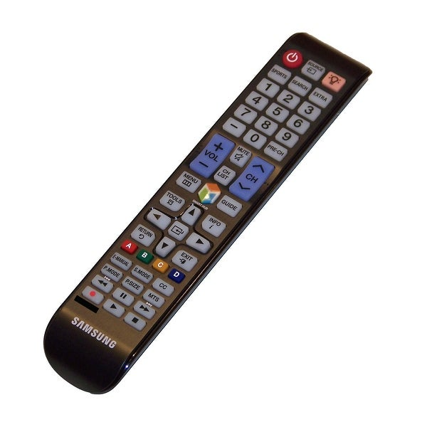 OEM Samsung Remote Control: UN32J5500, UN32J5500AF, UN32J5500AFXZA, UN32J6300, UN32J6300AF, UN32J6300AFXZA