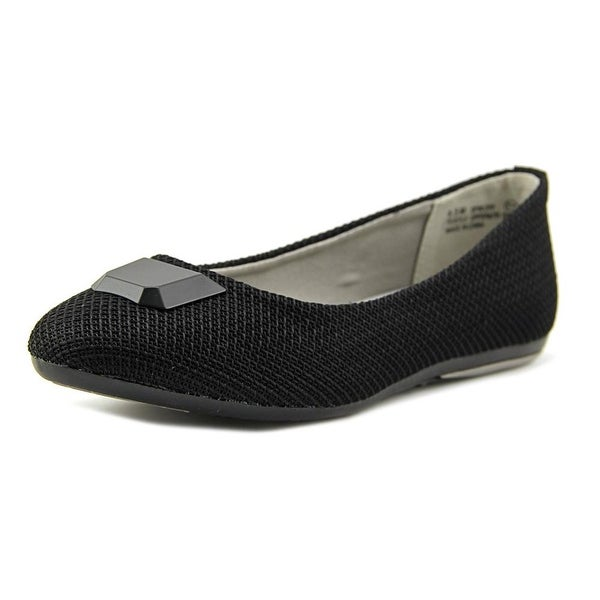 Aerosoles Spin Cycle Women Round Toe Canvas Flats