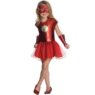 Rubies Flash Tutu Toddler/Child Costume - Red