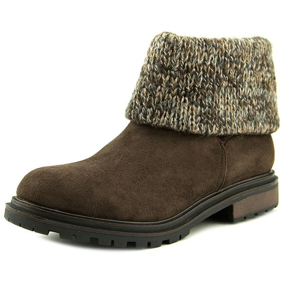 Rocket Dog Lane Adams Round Toe Synthetic Ankle Boot