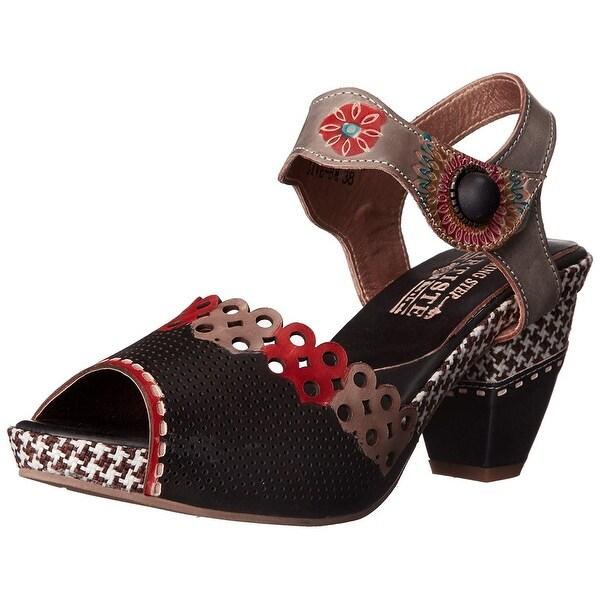 L'Artiste by Spring Step Women's Jive Sandal