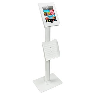 Mount-It! Tablet Stand iPad POS Kiosk Mount Floor Standing
