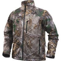 Milwaukee Elec.Tool 2X Camo Heated Jacket 221C-212X Unit: EACH