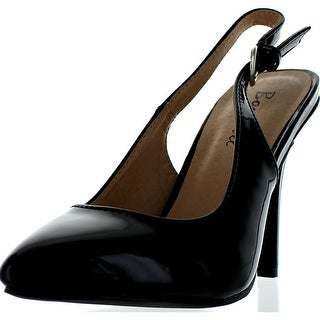 Bonnibel Carrie-5 Women's Pointed Toe Stiletto Sling Back Pumps