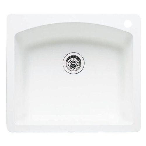 Kitchen Sink 25 X 22 Blanco 440211 diamond single basin silgranit ii kitchen sink 25 x blanco 440211 diamond single basin silgranit ii kitchen sink 25 x 22 workwithnaturefo