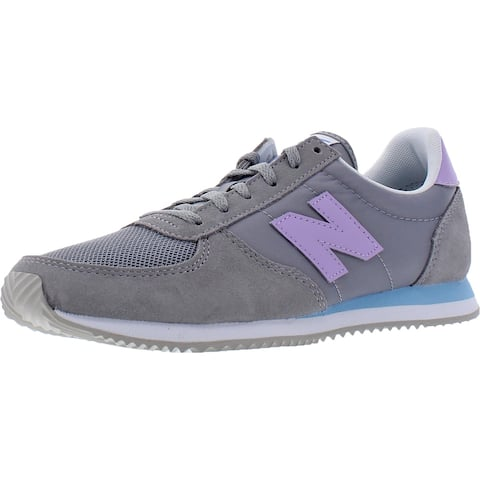 New Balance Womens 220 Running Shoes Fashion Low Top - Grey/Lilac