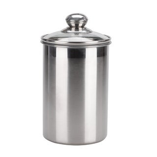 Stainless Steel Airtight Canisters Food Container