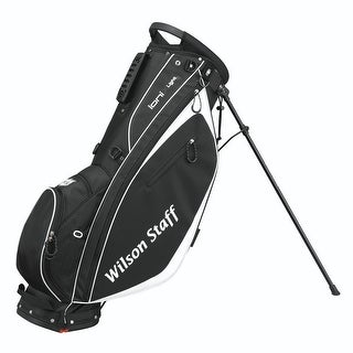 Wilson Staff Ionix Light Golf Carry Bag (Black/Citron)