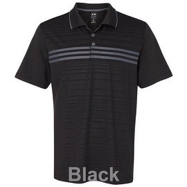 adidas - Golf Puremotion Three Stripe Chest Polo
