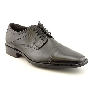 Johnston & Murphy Larsey 2Cap Cap Toe Leather Oxford