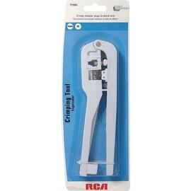 RCA 2-Way Crimping Tool