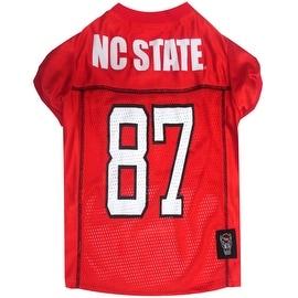Collegiate North Carolina State Wolfpack Pet Jersey