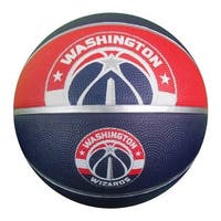 Spalding NBA Washington Wizards Official Size Basketball