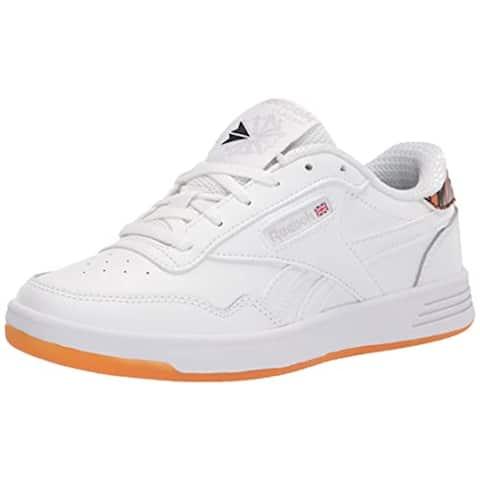 Reebok Women's Club MEMT Sneaker, White Lee/Pure Grey