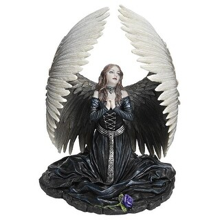 Prayer for the Fallen Angel Statue DESIGN TOSCANO angel statue gothic angel
