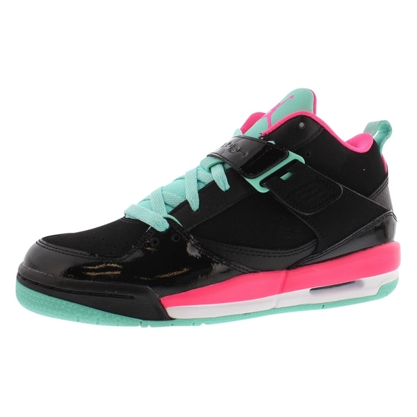 31114dda476 Shop Jordan Flight 45 Basketball Gradeschool Girl s Shoes - 7 m ...