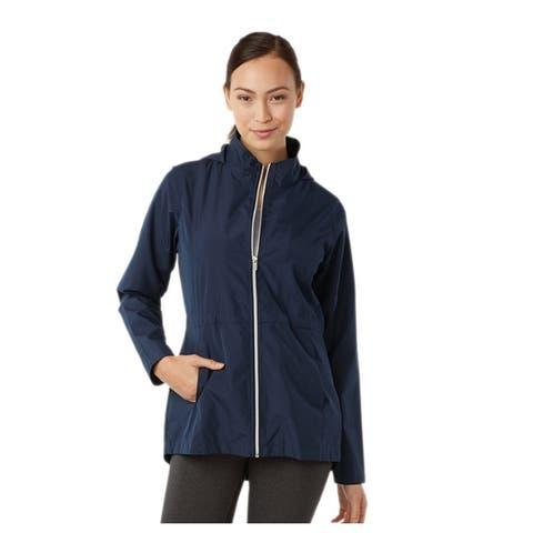Womens Pack-N-Go Zip Jacket Wind and Water Resistant