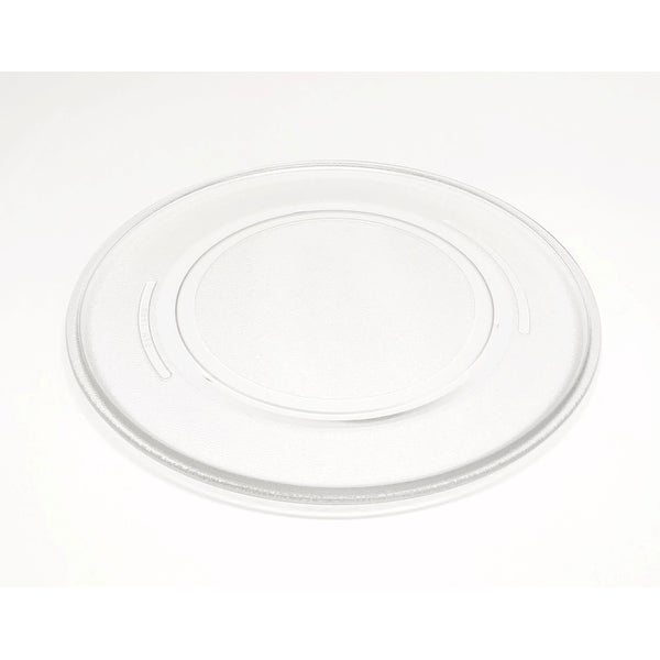 OEM Sharp Microwave Turntable Glass Tray Plate Shipped With R530BK, R-530BK