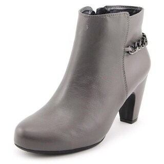 Easy Spirit Parilynn Women Round Toe Leather Ankle Boot