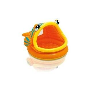 Intex 57109ep lazy fish baby shade pool