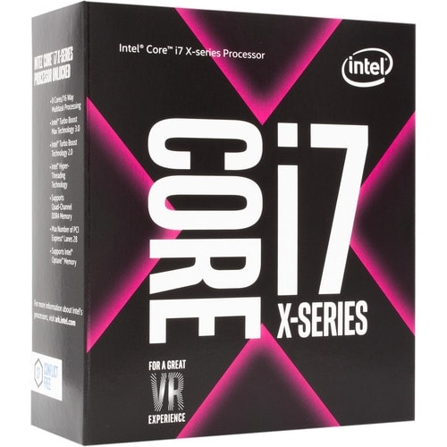 Intel Core i7-7800X X-series Skylake Processor Processor