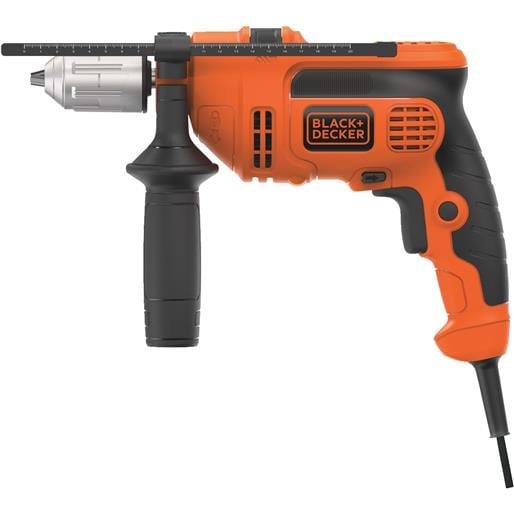 Black & Decker 1/2 Vsr Drill W/Kit DR670 Unit: EACH