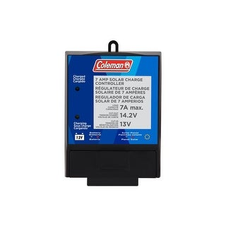 Coleman 68012 Solar Charge Controller, 7 Amp