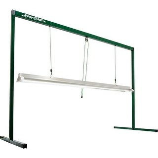 Jump Start JSV4 Grow Light T5 System with Stand / Fixture & Tube, 4'